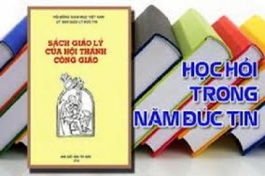 Tìm hiểu Sách GLHTCG – Phần II. Bài 20. Các bí tích khai tâm