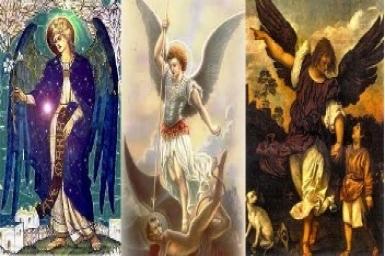 Tổng Lãnh thiên thần Micae, Gabriel và Raphael (29/9)