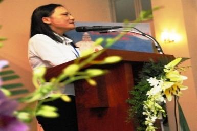 Hội ngộ liên tôn 2012: Sống mầu nhiệm thập giá