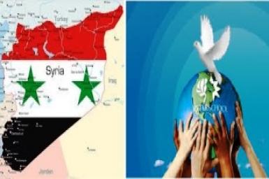 Tản mạn về ngày cầu nguyện cho hòa bình tại Syria và trên thế giới (7/9/2013)