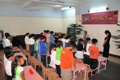 Hội thi Kinh Thánh thiếu nhi - Khu vực Miền Nam