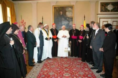 Ngày thứ hai (19/1) - Tuần cầu nguyện cho các Kitô hữu hiệp nhất