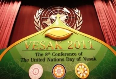 Tuyên bố của Hội nghị Phật giáo Quốc tế lần thứ VIII nhân Ngày Vesak LHQ 2011