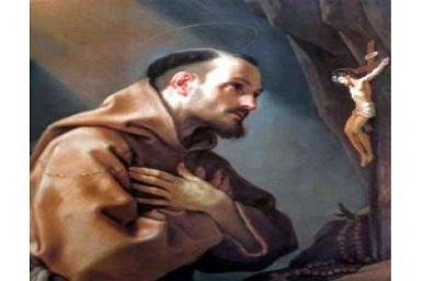 Thánh Phanxicô và mầu nhiệm thập giá