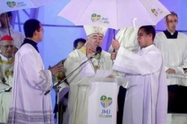 Lời chào mừng của Đức hồng y Stanislaw Rylko tại lễ khai mạc Ngày Giới trẻ Thế giới Rio 2013
